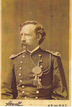 Photograph of George Armstrong Custer